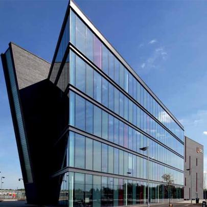 اجرای نمای ساختمان اجرای نمای کرتین وال مناسب چه ساختمان هایی است؟
