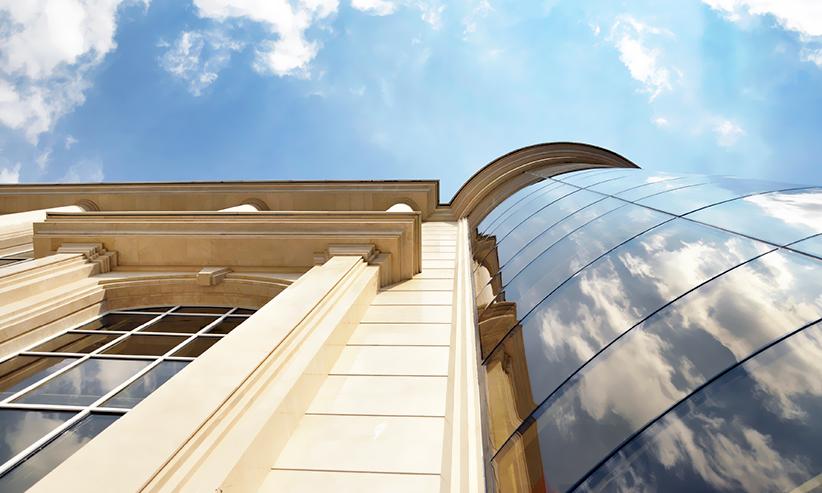 اجرای نما ساختمان . اجرای نمای کرتین وال مناسب چه ساختمان هایی است؟