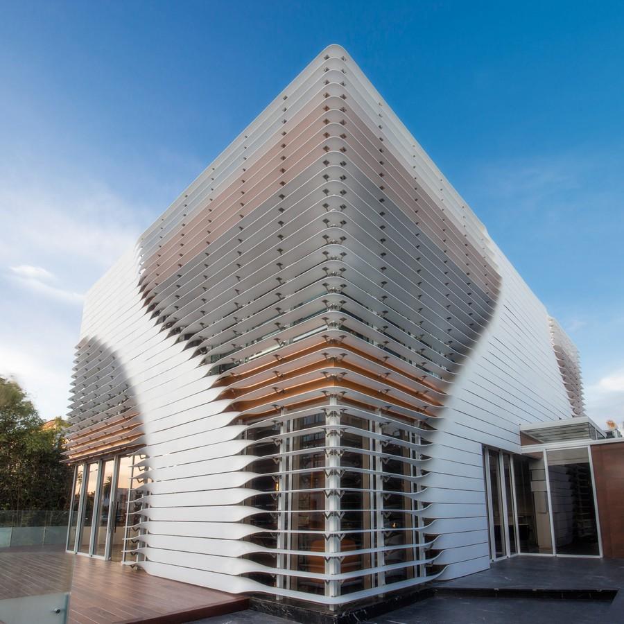 اجرای نمای دو پوسته مناسب چه ساختمان هایی است؟ پیمانکار نمای ساختمان