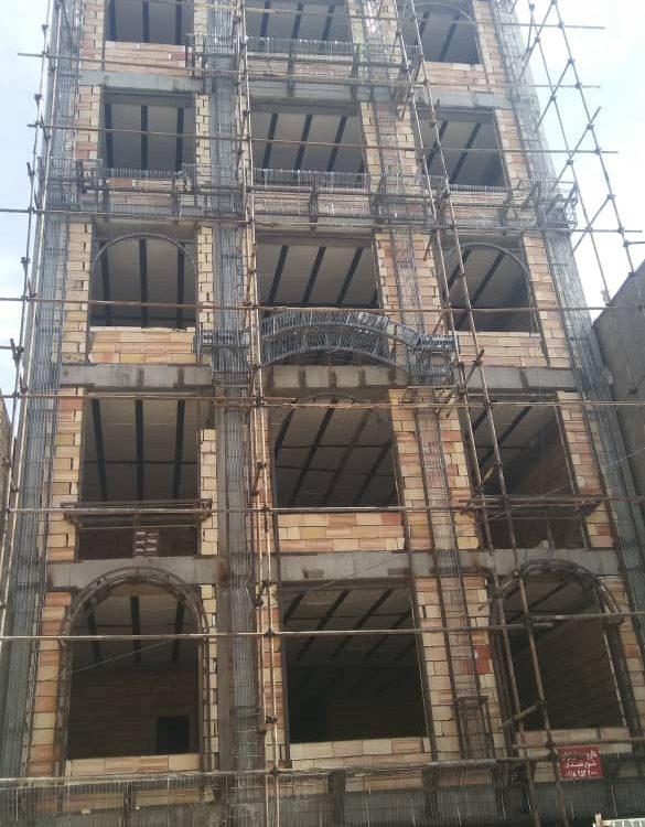 پیمانکار نما مراحل اجرای نمای ساختمان