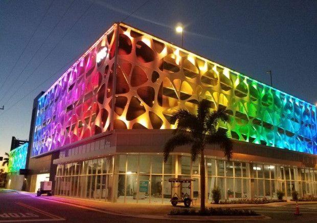 پیمانکار نما .اصول نورپردازی در اجرای نمای ساختمان