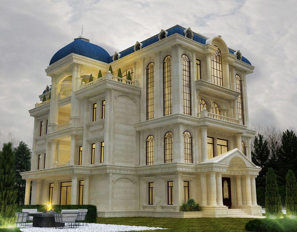 اجرای نمای ساختمان به روش کلاسیک