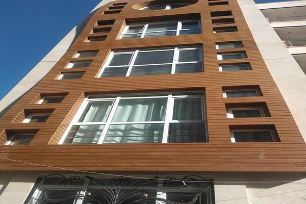 جدیدترین نمای ساختمان سال 99