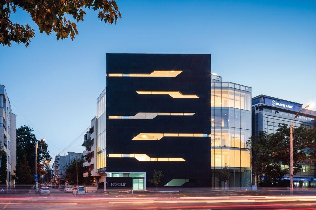 نحوه اجرای نمای ساختمان در شهرهای بزرگ
