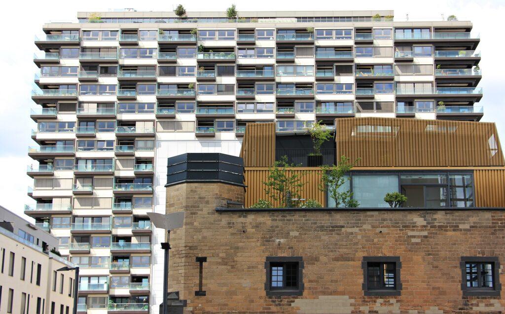 ارزانترین نمای ساختمان